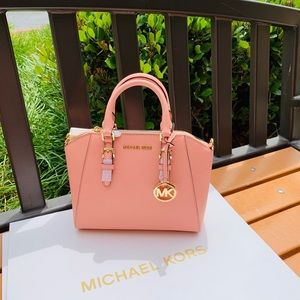 NWT Michael Kors Medium Ciara Handbag